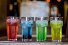 Elixires coloridos